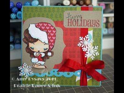 Holiday Card Series - Card #2