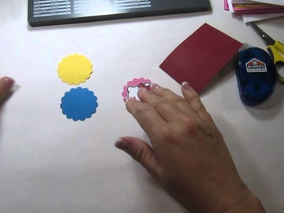 How to seal an handmade envelope