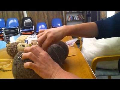 Lottie Doll tutorial-Attaching head to Torso
