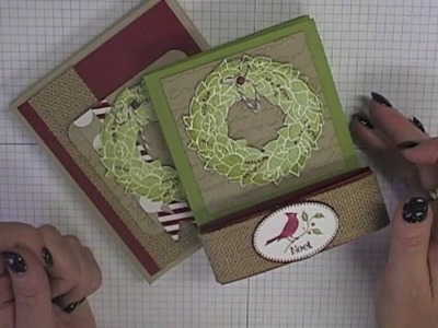 Stamping T! - Specialty Xmas Card