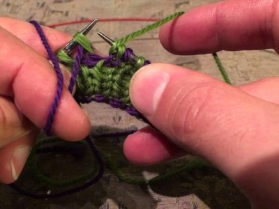 Tinking in Double-Knitting - a Sockmatician Tutorial
