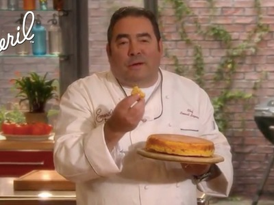 Cheddar Jalapeno Cornbread Recipe - Emeril's Classic Dishes - Emeril Lagasse