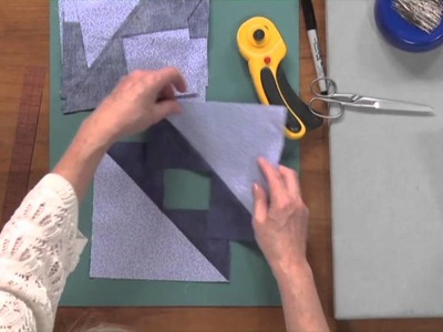 Flying Geese Quilt Tutorial  |  National Quilter's Circle