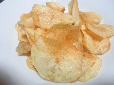 How to make Potato Chips - Easy Cooking!