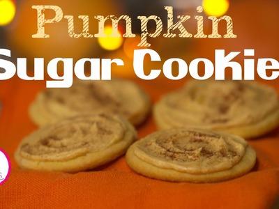 How to make Pumpkin Sugar Cookies