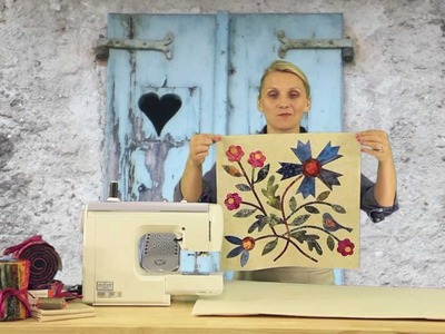 LBQ Quilting Window - Fabric Silhouettes