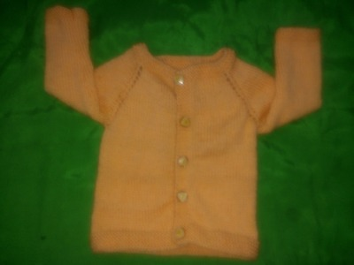 New Born Baby Sweater - One Piece full sleeves baby sweater - PART 1