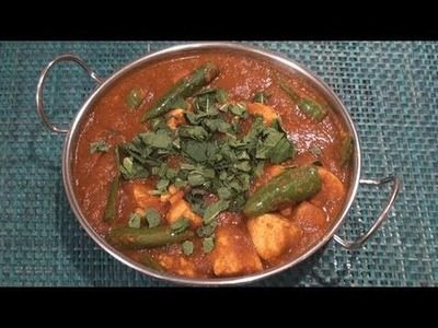 Restaurant-Style Curry Recipe
