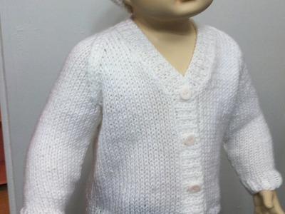 V-Neck Kids Raglan Sweater Tip & Tricks