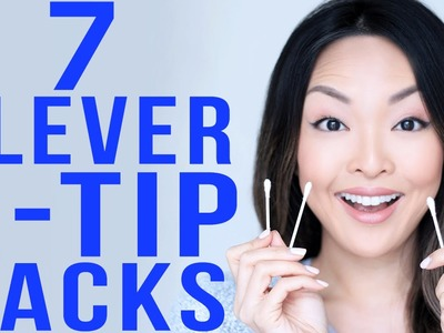 7 Clever Q-TIP Hacks You Need To Know!