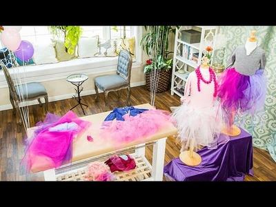 DIY - DIY Princess Dress - Home & Family