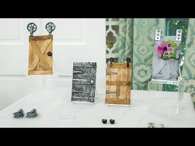 How To - DIY Peep Hole Cover - Home & Family