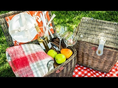How To - Ken Wingard's DIY Picnic Baskets - Home & Family