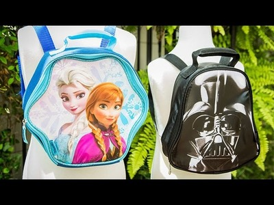 How To - Orly Shani's DIY Lunchbox Backpack - Hallmark Channel
