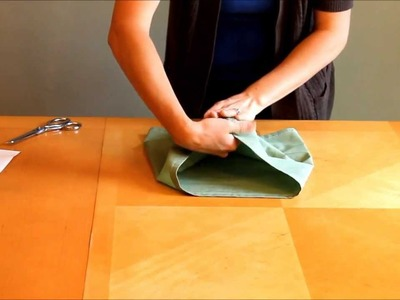 How to Sew a Pouch Sling