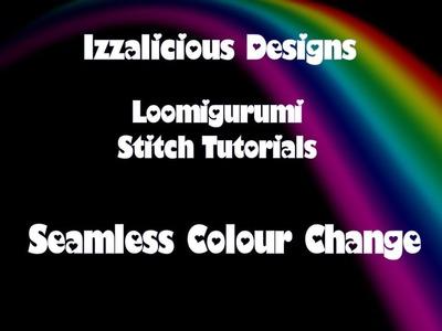 Rainbow Loom Loomigurumi - Changing Colours Seamlessly (Easy Version)