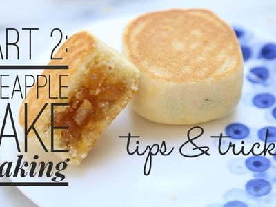 Tips & Tricks | Making Taiwanese Pineapple Cakes (Tarts)