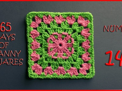 365 Days of Granny Squares Number 142