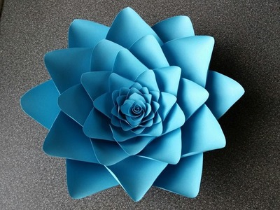 Angelina Giant Paper flower