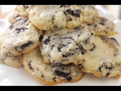 BEST Oreo Cheesecake Cookies | 5 Ingredients ONLY