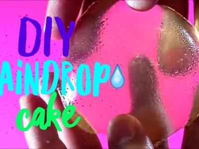 DIY | Raindrop Cake + Giant Raindrop Cake!!! - How To Make Japanese Mizu Shingen Mochi!!!
