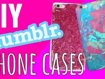 DIY TUMBLR PHONE CASES IDEAS YOU NEED TO TRY!