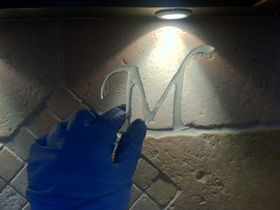 How to Make an Isomalt Monogram