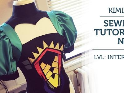 Kimidori Cosplay | Sewing Tutorial No. 2 | Intermediate Lvl