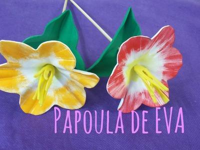Papoula de EVA