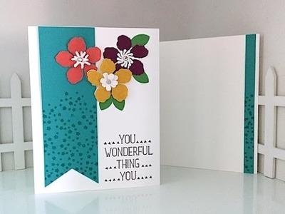 Simply Simple FLASH CARD 2.0 - You Wonderful Thing You Card by Connie Stewart