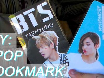 DIY: KPOP Bookmark