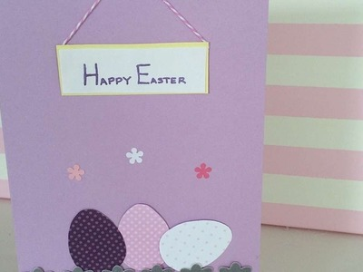 How To Make A Simple And Fun Easter Card - DIY Crafts Tutorial - Guidecentral