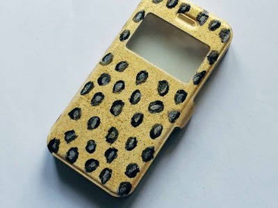 How To Paint A Cheetah Printed Phone Case - DIY Crafts Tutorial - Guidecentral