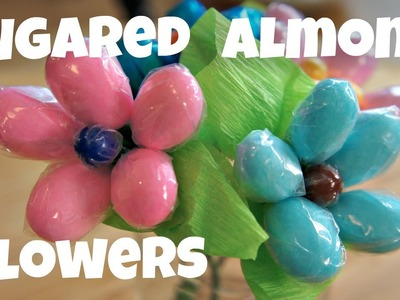 Make Jordan Almond Flowers for Mother's Day | You Made What?!