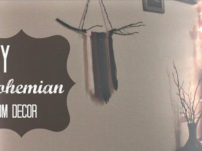 DIY Bohemian Room Decor