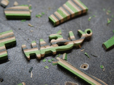 DIY | HABU keychain