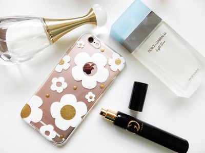 DIY Marc Jacobs Inspired Phone Case