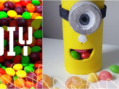 DIY | MINION Candy Dispenser