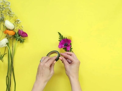 How to Make DIY Floral Boutonnieres
