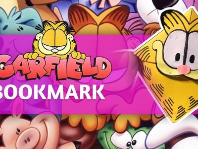 [Time-lapse] - DIY Garfield Bookmark Corner Tutorial
