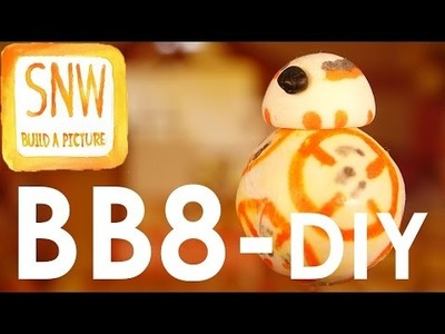 BB8 droid DIY - cheap and easy
