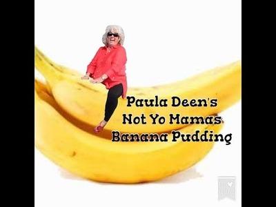 DIY Banana Pudding Tutorial