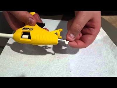 DIY homemade 3D printing pen!