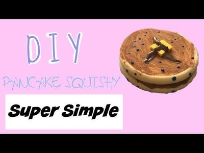 DIY Pancake Squishy | SUPER EASY