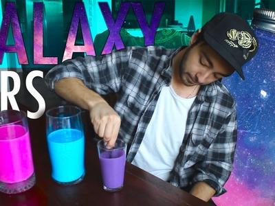 How To Make GALAXY JARS!