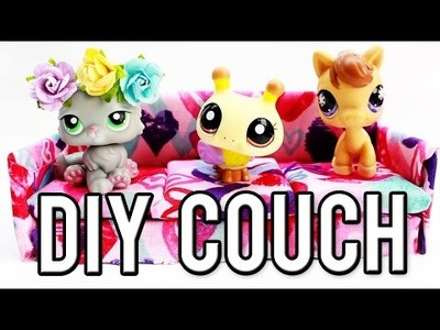 LPS - DIY Couch.Sofa