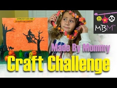 Made by Mommy - Craft Challenge #MBMCraftChallenge