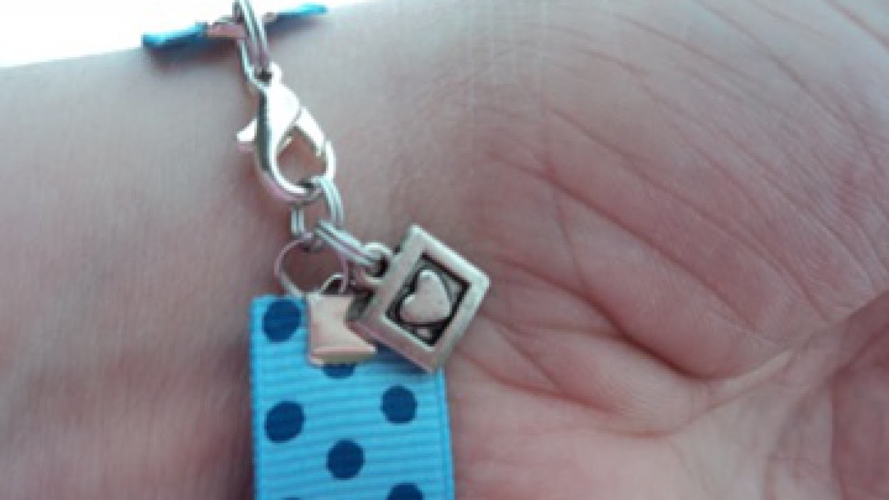 Make an Adorable Ribbon Bracelet - DIY Style - Guidecentral