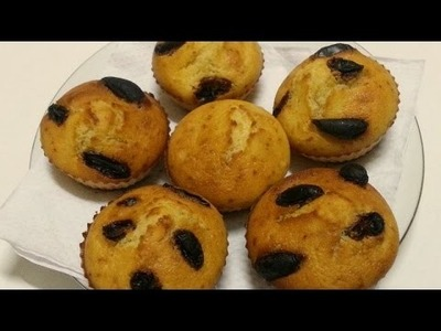 Prepare Yummy Raisin Cupcakes - DIY Food & Drinks - Guidecentral