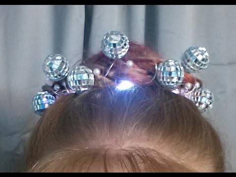 Torrin Tries: Disco Pins! (DIY)